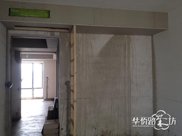 卧室内中央空调的吊顶