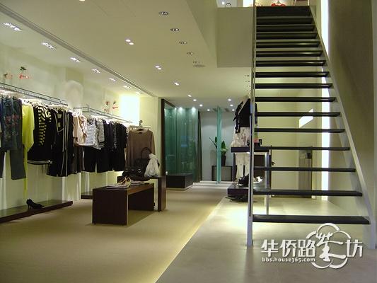 【服装店设计】留白是一种美