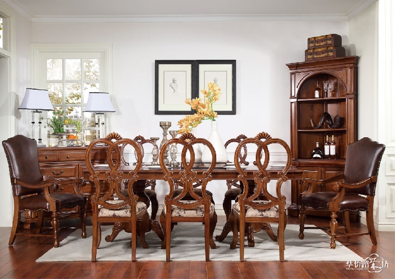 南京家具美郡家具美式欧式新古典家具
