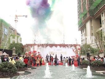 中国铁建江南国际城视频