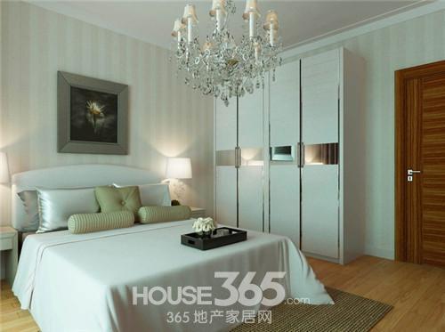卧室家具摆放效果图 看看你的卧室怎么摆