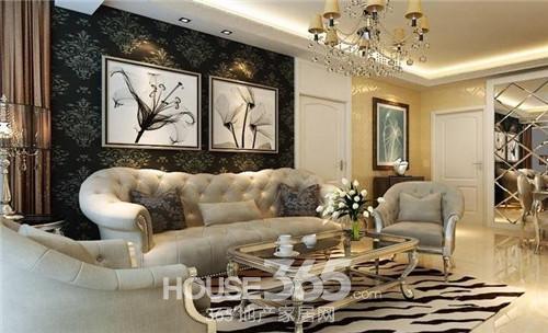 这款古典欧式沙发有了复古的花纹,展现了古典的田园气质,从沙发的雕