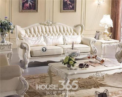 古典欧式沙发 展现奢华风