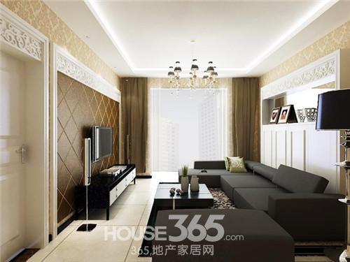 现代风格装修样板间 打造时尚简约居家 高清图片