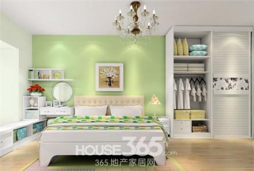 阳台房间设计图卧室图片展示