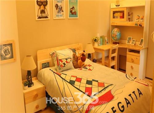 7平米儿童卧室装修 打造可爱温馨风