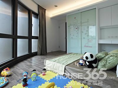 儿童卧室装修效果图 释放孩子童真