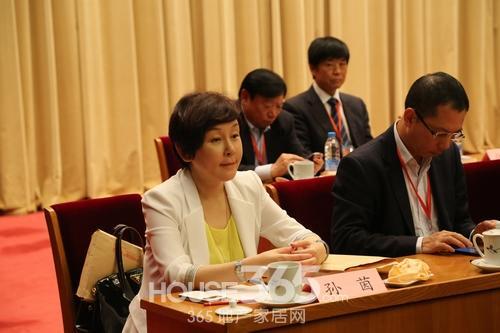 天朗控股集团董事长孙茵当选中国房地产业协会