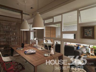130平米房屋装修效果图 时尚设计品味尽显高清图片