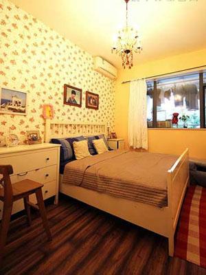 夏季清新的卧室装扮 赶走烦躁心情