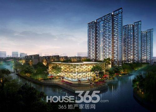 水景别墅,花园洋房,大门别墅即将全面预约科技的高层多宽为好图片