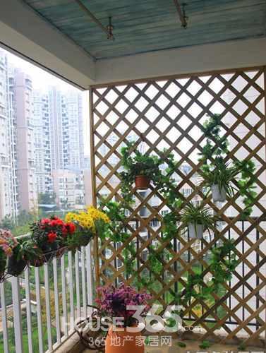 進門入戶花園效果圖 打造一夏美家