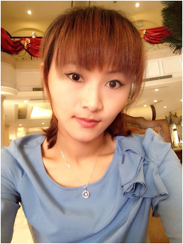 景瑞荣御蓝湾:美女顾问看房季之姜小燕