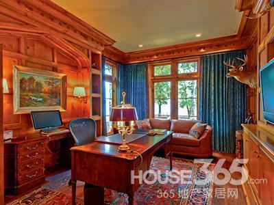 美式原木装修 体验自然出众美家居