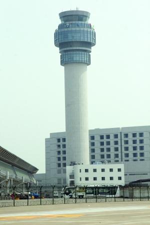 禄口机场新塔台