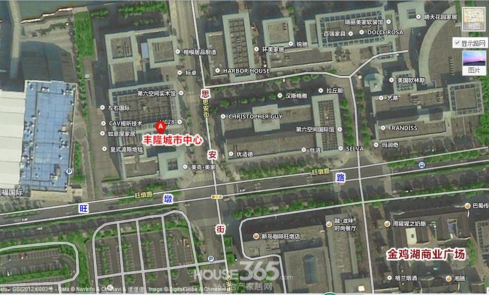 中茵皇冠国际,万科·玲珑湾,中海半岛华府,金鸡墩别墅等楼盘的加入