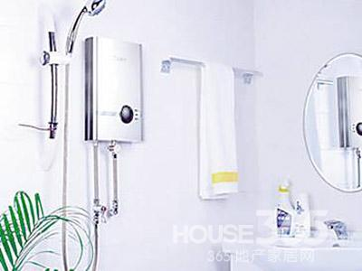 电热水器安装图 掌握好技能不吃亏