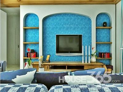 背景墙瓷砖拼花 细节彰显生活品质