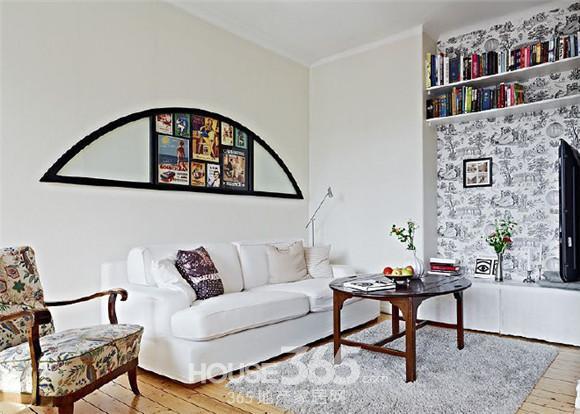 【卡西米@家装】客厅家具颜色搭配 我家我设计