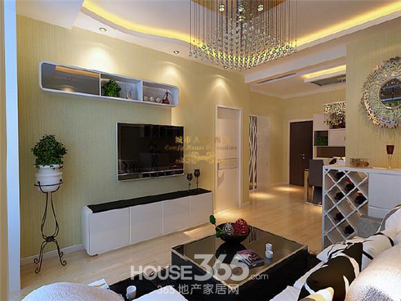 客廳家具顏色搭配 我家我設計