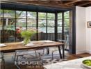 阳台对厨房美图 打造美妙绝伦的空间