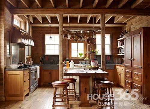 厨房风格展示 精致的格调满足味蕾