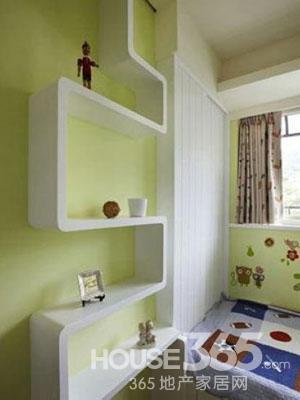家庭装修样板房 给你幸福的安居室