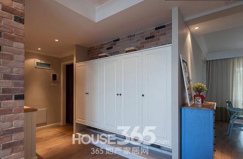 三室两厅装修效果图 125平米混搭风格休闲气质