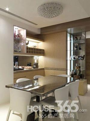 墙壁酒柜装修效果图 享受高端奢华