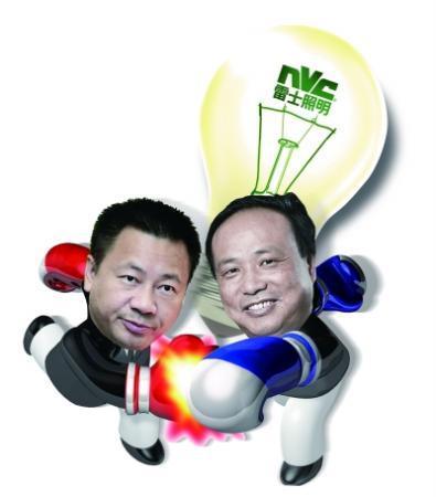 雷士照明纷争不断 吴长江、王冬雷互指对方掏空雷士