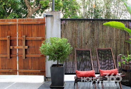 小阳台的集成智慧 让家感受大自然