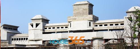 芜湖方特四期(非物质文化博览园)建设正酣