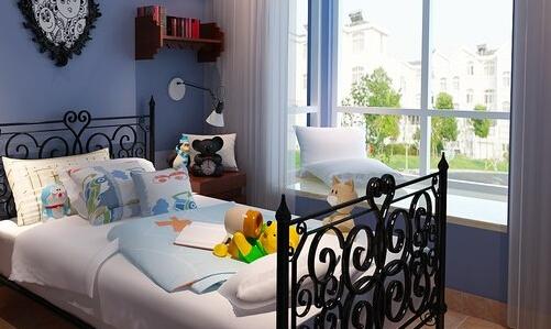 卧室地板砖效果图 营造最美睡眠空间