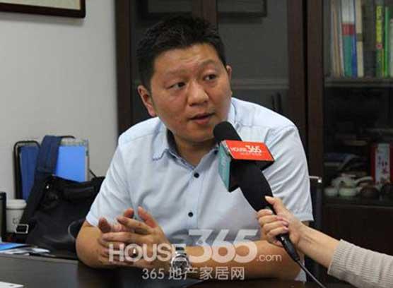 365独家专访:西安居然之家北二环店总经理刘勇