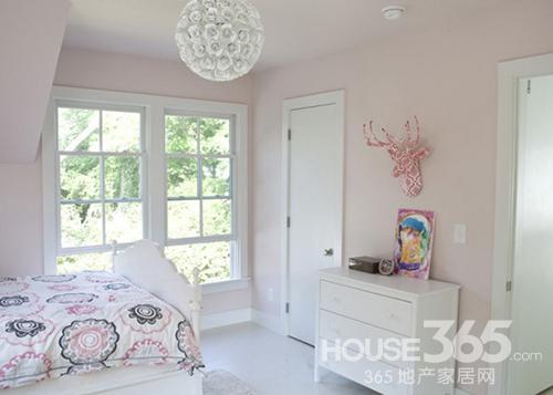 儿童房间装饰案例 创意儿童王国图片