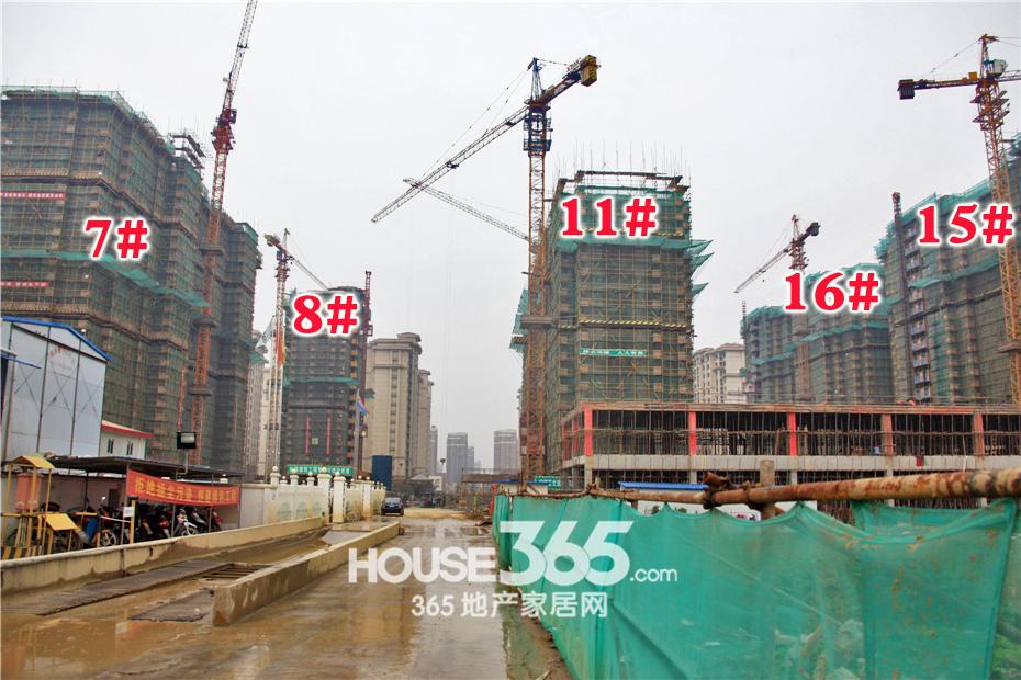 芜湖幸福里小区_伟星幸福里 工程进度 芜湖 伟星房产 伟星城 365地产家居网