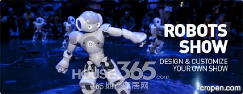 蚌埠房地产信息 > 正文   舞蹈机器人的炫酷舞技,太空舞步手到擒来
