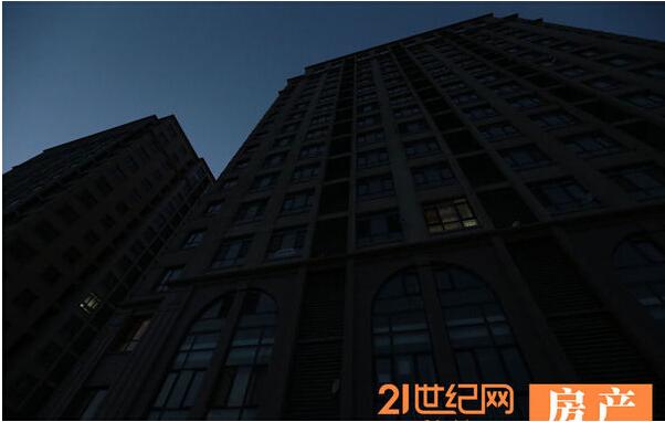 金华四季新城别墅环境