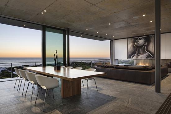 隐藏式创意别墅12图休闲别墅海景设计华尔空间道他绿图片