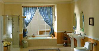 选购安装卫浴间宝典 铺砖前选浴缸