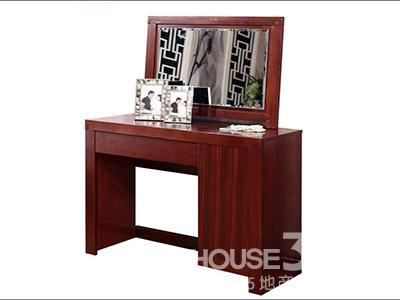 实木梳妆台图片 尽显低调奢华风格