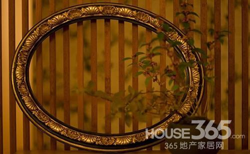 椭圆形的边框的装饰品