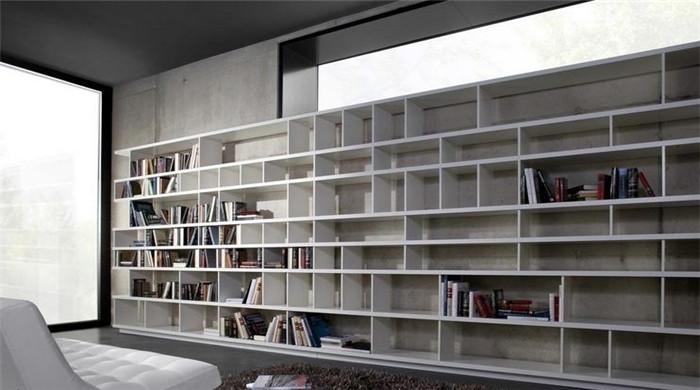 实木书柜效果图 选购书柜不得