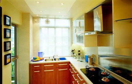 厨房风水6大忌讳 打造时尚家居