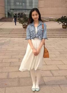 扬州自古出美女 扬大的美女娇俏秀丽