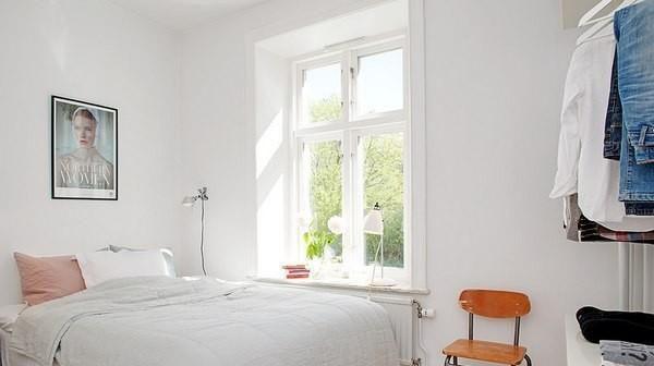 装修案例 不做剁手党 3万元装出北欧风小窝  客厅区域倚窗而设,在拥有