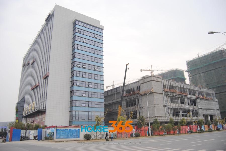 楼市资讯 高清大图集  此外,柏庄财富广场公寓楼——柏庄