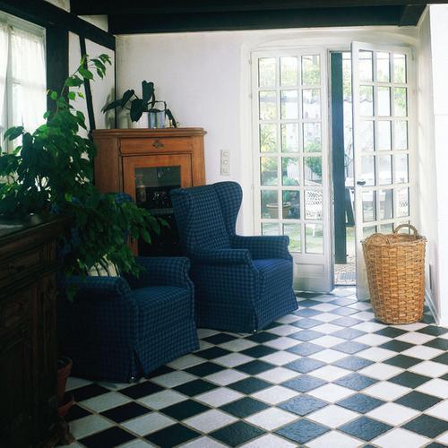 地板设计 室内地板砖装修图片欣赏