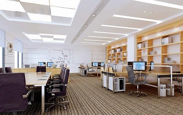关注办公室环境 地毯清洁保养技巧分享