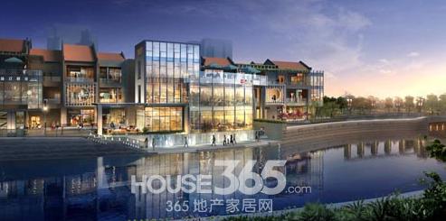白塘壹号|新加坡滨水商业街招商发布会启幕